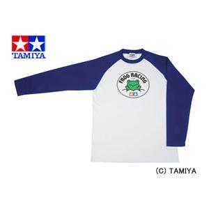 TAMIYA タミヤ オリジナルグッズ タミヤ長袖Tシャツ(マイティフロッグ) S|beautyfactory