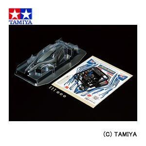 (最大500円OFFクーポン 1/31 23:00まで)タミヤ TAMIYA ミニ四駆グレードアップパーツ GP.466 エアロ アバンテ クリヤーボディセット|beautyfactory