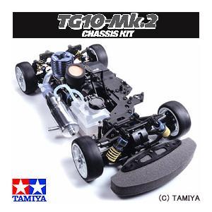 (最大500円OFFクーポン 9/30 23:00まで)タミヤ TAMIYA エンジンRCカー No.42 1/10 TG10-Mk.2|beautyfactory