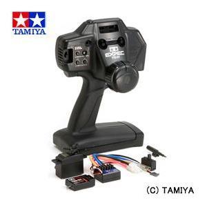 TAMIYA タミヤRCシステム No.46 エクスペック GT-I 2.4G (電動RCカー用セット) EXPEC GT-I 2.4G RADIO CONTROL SYSTEM (BASIC SET + ESC)|beautyfactory