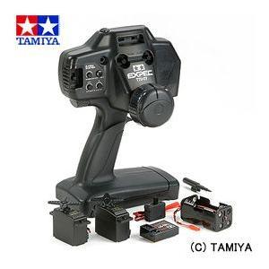 TAMIYA タミヤRCシステム No.50 エクスペックGT-II 2.4G (エンジンカー用セット) EXPEC GT-II 2.4G RADIO CONTROL SYSTEM|beautyfactory
