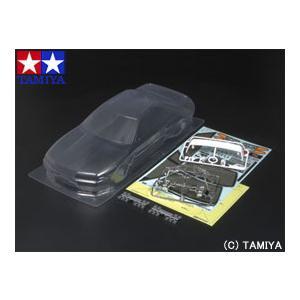 (最大500円OFFクーポン 9/30 23:00まで)タミヤ TAMIYA SPパーツ SP.1365 NISSAN スカイライン GT-R(R32)スペアボディセット|beautyfactory