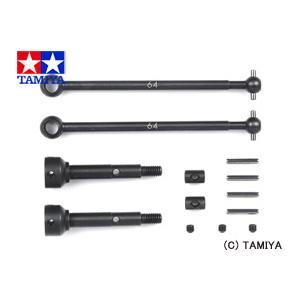 タミヤ TAMIYA OPパーツ OP.1016 DB01 アッセンブリー ユニバーサルシャフト(リヤ)