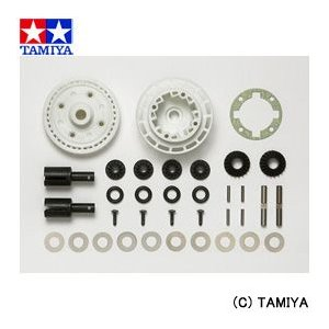 (最大500円OFFクーポン 11/30 23:00まで)タミヤ TAMIYA OPパーツ OP.1329 DB01ギヤデフユニット|beautyfactory