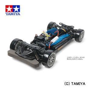 (最大500円OFFクーポン 9/30 23:00まで)タミヤ TAMIYA 1/10 電動RCカー No.584 TT-02D ドリフトスペック シャーシキット 1/10 TT-02D DRIFT SPEC CHASSIS KIT|beautyfactory