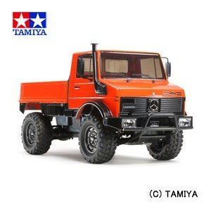 (最大500円OFFクーポン 9/30 23:00まで)タミヤ TAMIYA 1/10 電動RCカー No.609 メルセデス・ベンツ ウニモグ 425 (CC-01シャーシ)|beautyfactory