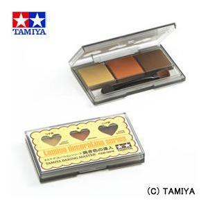 (最大500円OFFクーポン 1/31 23:00まで)タミヤ TAMIYA 焼き色の達人 (うす茶/茶/こげ茶)|beautyfactory