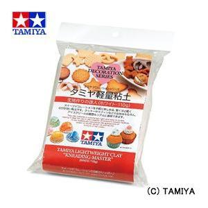 (最大500円OFFクーポン 1/31 23:00まで)TAMIYA タミヤ軽量粘土 生地作りの達人 (ホワイト・110g)|beautyfactory