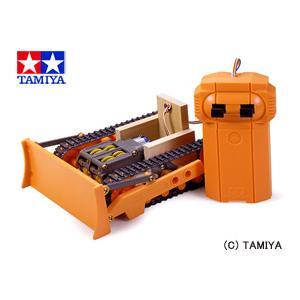 タミヤ TAMIYA 楽しい工作 ブルドーザー工作基本セット