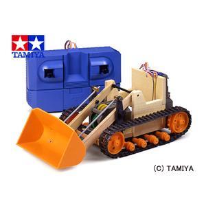 タミヤ TAMIYA 楽しい工作 ショベルドーザー工作基本セット