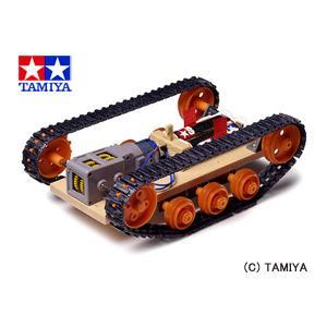 タミヤ TAMIYA 楽しい工作 タンク工作基本セット