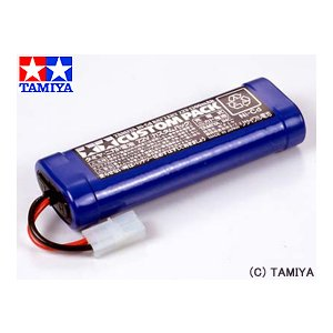 タミヤ TAMIYA ニカドバッテリー 7.2V カスタムパック|beautyfactory