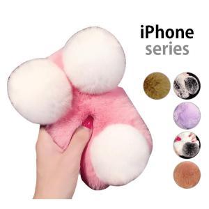 iPhoneX XR XS Xs Max ふわふわ ケース アイフォンX XR XS Xs Max ...