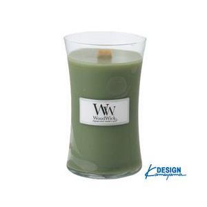 カメヤマ ウッドウィック ジャーL アップルウット KAMEYAMA WOOD WICK JAR L|beautyfive