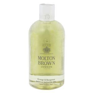 モルトン ブラウン オレンジ&ベルガモット バス&シャワージェル 300ml MOLTON BROWN 化粧品|beautyfive