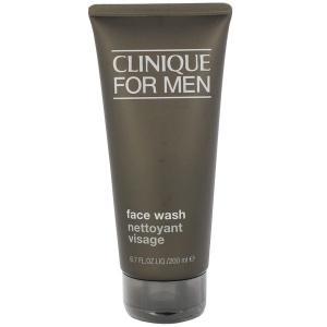 クリニーク メン フェース ウォッシュ 200ml CLINIQUE MEN 化粧品|beautyfive
