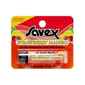 サベックス リップクリーム ストロベリーマンゴー スティック 4.2g SAVEX 化粧品|beautyfive