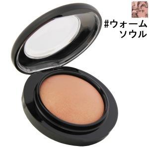 (500円OFFクーポン 9/30 23:00まで)マック ミネラライズ ブラッシュ #ウォーム ソウル 3.2g M.A.C 化粧品 MINERALIZE BLUSH WARM SOUL|beautyfive