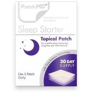 パッチMD スリープスターター 30パッチ PATCH MD 化粧品 PATCH MD SLEEP STARTER|beautyfive