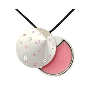オーラ バイ スワロフスキー クリスタル グロス #02 ローズ 1.3g SWAROVSKI 化粧品 AURA BY SWAROVSKI BIJOU MAQUILLAGE CRYSTAL GLOSS ROSE SCINTILLANT|beautyfive
