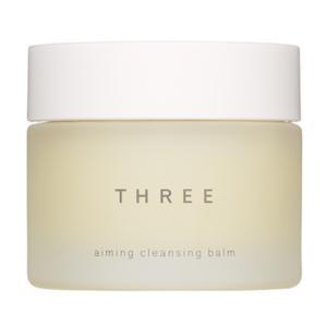 スリー エミング クレンジングバーム 85g THREE (8%offクーポン 4/3 12:00〜4/20 1:00) 化粧品 AIMING CLEANSING BALM|beautyfive