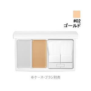 RMK (ルミコ) 3Dフィニッシュヌード P (レフィル) パールカラー #02 ゴールド 3g ...