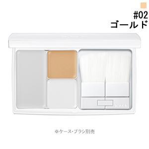 RMK (ルミコ) 3Dフィニッシュヌード P (レフィル) パールカラーハーフ #02 ゴールド ...