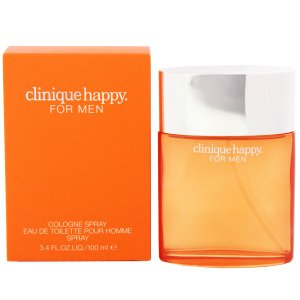 クリニーク ハッピー フォーメン オーデトワレ スプレータイプ 100ml CLINIQUE 香水 HAPPY FOR MEN|beautyfive