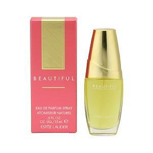 エスティローダー ビューティフル ミニ香水 オーデパルファム スプレータイプ 15ml ESTEE LAUDER (8%offクーポン 4/3 12:00〜4/20 1:00) 香水 BEAUTIFUL|beautyfive