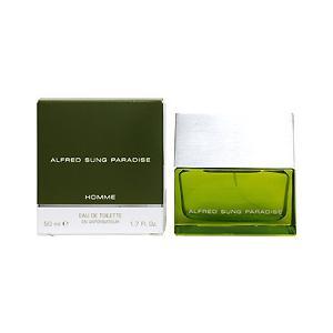 アルフレッド サン パラダイス オム オーデトワレ スプレータイプ 50ml ALFRED SUNG 香水 PARADISE HOMME|beautyfive