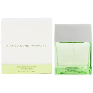 アルフレッド サン パラダイス オーデパルファム スプレータイプ 100ml ALFRED SUNG 香水 PARADISE|beautyfive
