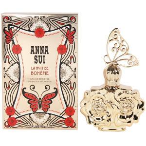 アナスイ ラ ニュイ ドゥ ボエム オーデトワレ スプレータイプ 75ml ANNA SUI (8%offクーポン 4/3 12:00〜4/20 1:00) 香水 LA NUIT DE BOHEME|beautyfive