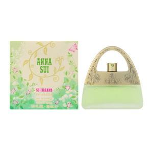 アナスイ スイドリームス イン グリーン オーデトワレ スプレータイプ 30ml ANNA SUI (8%offクーポン 4/3 12:00〜4/20 1:00) 香水 SUI DREAMS IN GREEN beautyfive
