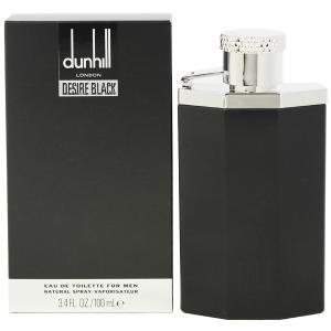 ダンヒル デザイア ブラック オーデトワレ スプレータイプ 100ml DUNHILL 香水 DESIRE BLACK FOR MEN|beautyfive