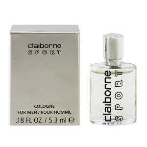 リズ クレイボーン クレイボーン スポーツ ミニ香水 オーデコロン ボトルタイプ 5.3ml LIZ CLAIBORNE 香水 CLAIBORNE SPORT FOR MEN COLOGNE|beautyfive