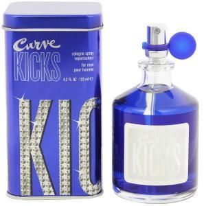 リズ クレイボーン カーヴ キックス フォーメン オーデコロン スプレータイプ 125ml LIZ CLAIBORNE 香水 CURVE KICKS FOR MEN COLOGNE|beautyfive