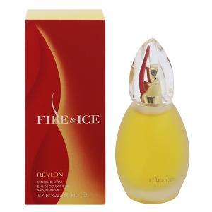 レブロン ファイアー&アイス オーデコロン スプレータイプ 50ml REVLON 香水 FIRE AND ICE COLOGNE|beautyfive