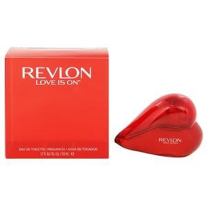 レブロン ラブイズオン オーデトワレ スプレータイプ 50ml REVLON 香水 LOVE IS ON|beautyfive