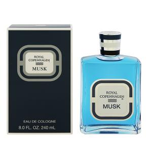 ロイヤル コペンハーゲン ムスク オーデコロン ボトルタイプ 240ml ROYAL COPENHGEN (8%offクーポン 4/3 12:00〜4/20 1:00) 香水 ROYAL COPENHAGEN MUSK beautyfive