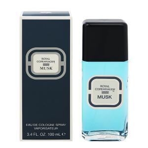 ロイヤル コペンハーゲン ムスク オーデコロン スプレータイプ 100ml ROYAL COPENHGEN (8%offクーポン 4/3 12:00〜4/20 1:00) 香水 ROYAL COPENHAGEN MUSK|beautyfive