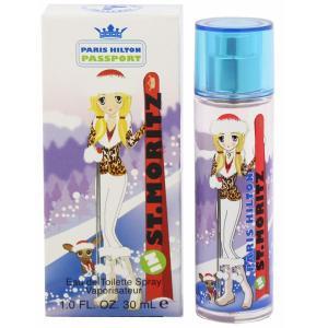 パリス ヒルトン パスポート イン サンモリッツ オーデトワレ スプレータイプ 30ml PARIS HILTON (8%offクーポン 4/3 12:00〜4/20 1:00) 香水|beautyfive