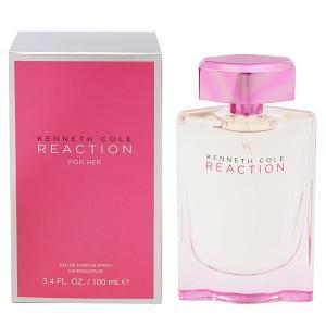 ケネスコール リアクション フォーハー オーデパルファム スプレータイプ 100ml KENNETH COLE (8%offクーポン 4/3 12:00〜4/20 1:00) 香水 REACTION FOR HER|beautyfive