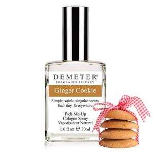ディメーター ジンジャークッキー オーデコロン スプレータイプ 30ml DEMETER (8%offクーポン 4/3 12:00〜4/20 1:00) 香水 GINGER COOKIE PICK ME UP COLOGNE beautyfive