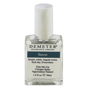 ディメーター スノー オーデコロン スプレータイプ 30ml DEMETER 香水 SNOW PICK ME UP COLOGNE|beautyfive