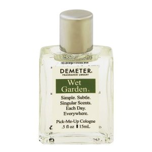 ディメーター ウェットガーデン オーデコロン ボトルタイプ 15ml DEMETER 香水 WET GARDEN PICK ME UP COLOGNE BOTTLE|beautyfive