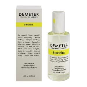 ディメーター サンシャイン オーデコロン スプレータイプ 120ml DEMETER 香水 SUNSHINE COLOGNE|beautyfive