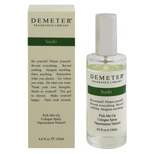 ディメーター スシ オーデコロン スプレータイプ 120ml DEMETER (8%offクーポン 4/3 12:00〜4/20 1:00) 香水 SUSHI COLOGNE|beautyfive