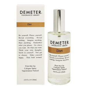 ディメーター ダート オーデコロン スプレータイプ 120ml DEMETER (8%offクーポン 4/3 12:00〜4/20 1:00) 香水 DIRT COLOGNE|beautyfive