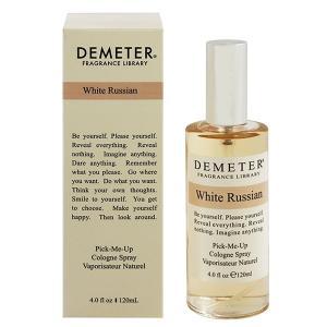 ディメーター ホワイトルシアン オーデコロン スプレータイプ 120ml DEMETER (8%offクーポン 4/3 12:00〜4/20 1:00) 香水 WHITE RUSSIAN COLOGNE|beautyfive