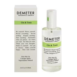 ディメーター ジン&トニック オーデコロン スプレータイプ 120ml DEMETER 香水 GIN AND TONIC COLOGNE|beautyfive